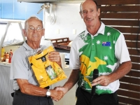Stewart John - Gold Member Award