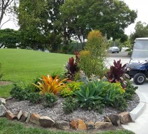 Cart Park Garden