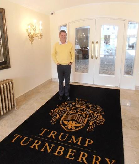 2016 05 - Ken McKay at Turnberry