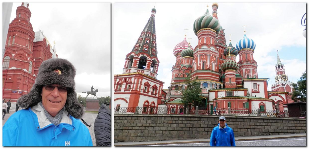 Warren Hay in Moscow