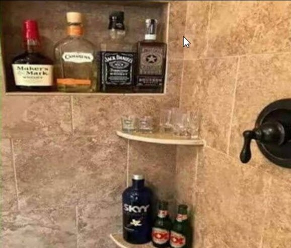 Bar Shower