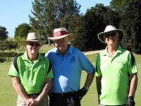 Mike , Bob Exton & Andrew