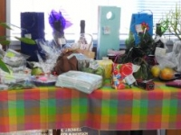 Prize Table