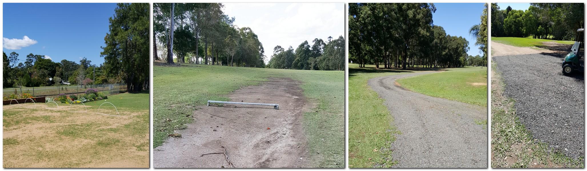 2015 09 30 - Course Maintenance Strip