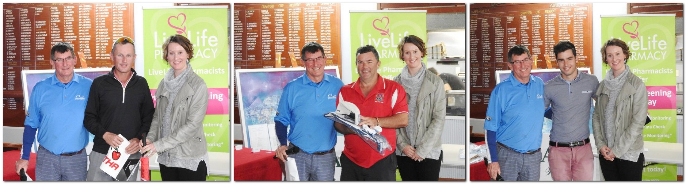 2016 Cooroy Open