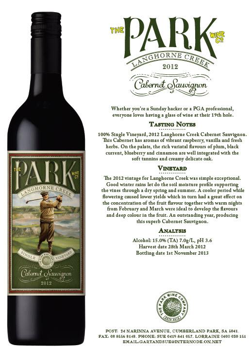 The Park Wine